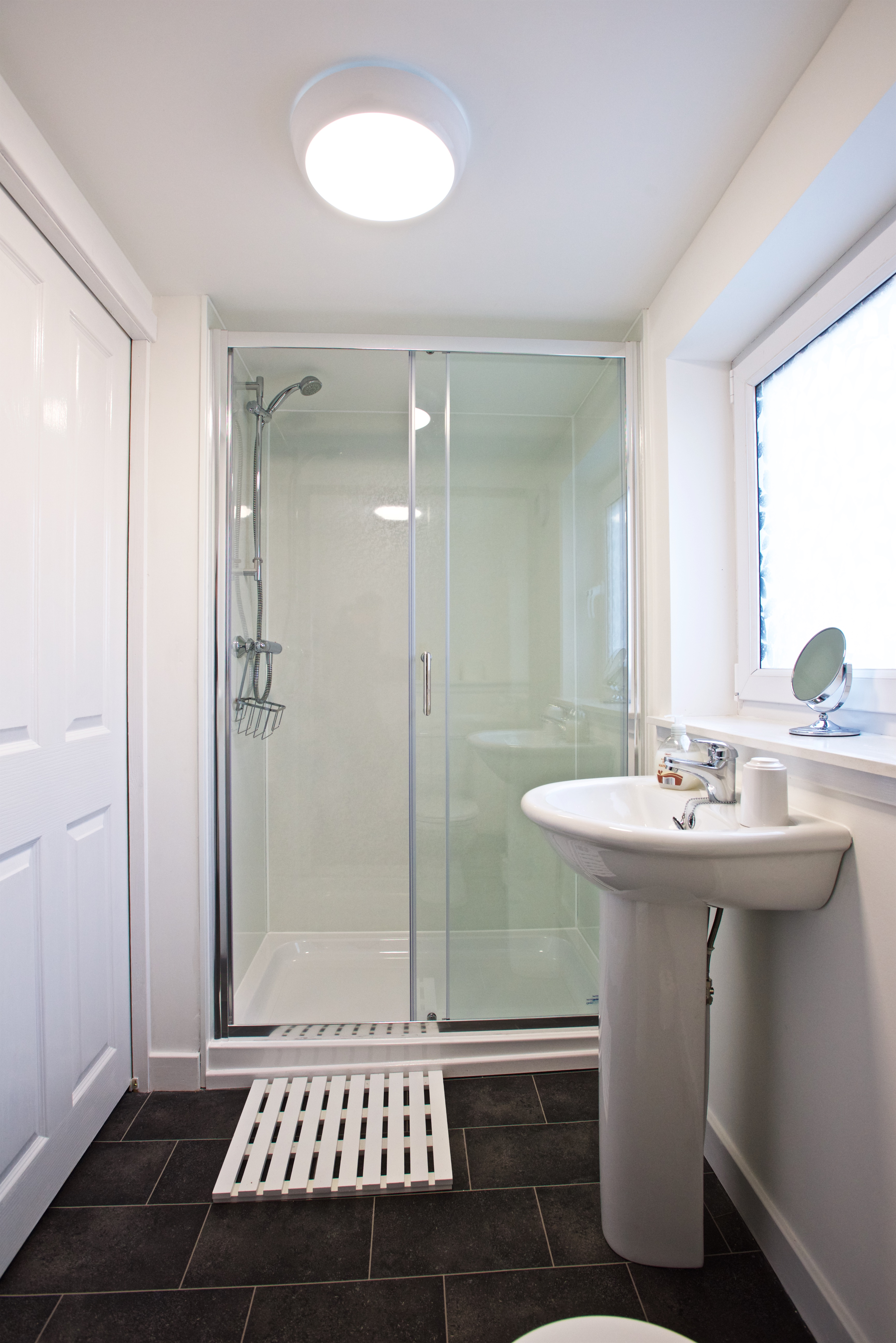 basement shower london room bathroom a photo contemporary beautiful